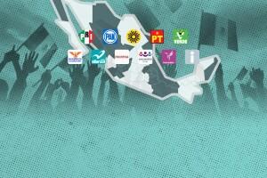 Los electores de 12 entidades renovarán gobernador, y en Baja California sólo habrá comicios de alcaldes y diputados.