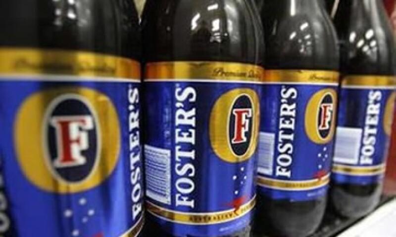 Foster's es una cervecería australiana que cotiza en el mercado de valores. (Foto: Reuters)