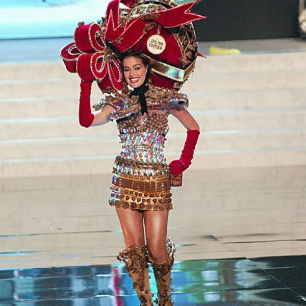 Miss Venezuela, Irene Sofia Esser Quintero.