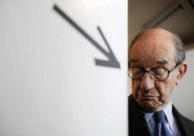 El ex líder de la Reserva Federal dijo que EU enfrenta la amenaza de una crisis fiscal. (Foto: Reuters)