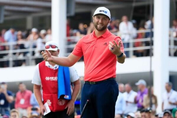 World Golf Championships-Mexico Championship - Final Round