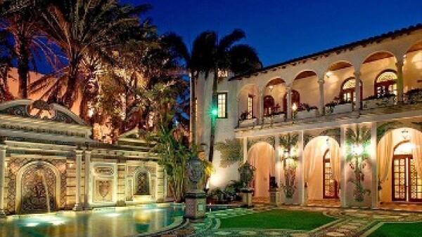 Esta es una de las casas más caras a la venta en Estados Unidos.