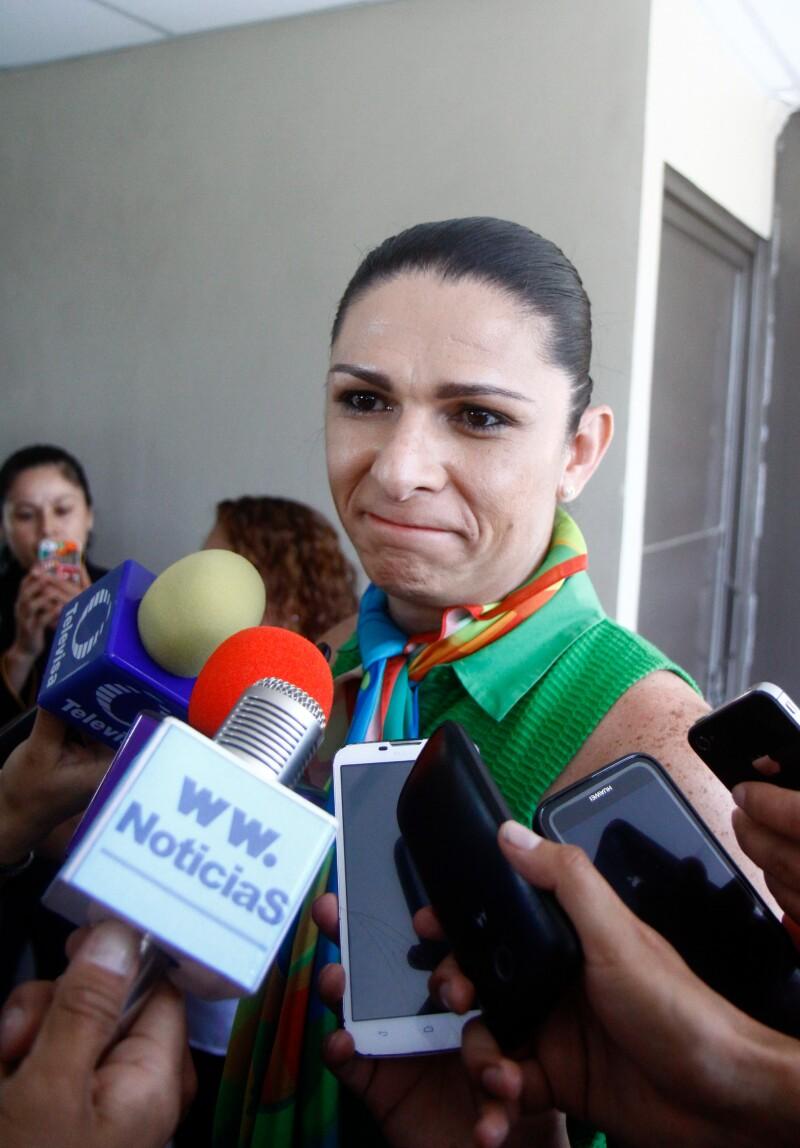 Ana Guevara