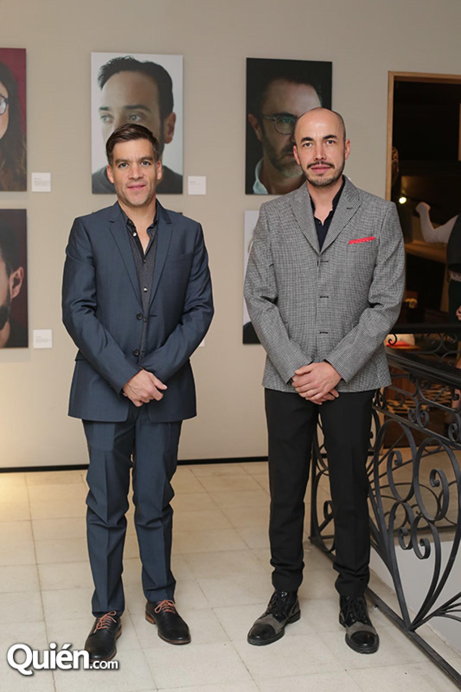 Carlos Acosta y Rodrigo Alegre