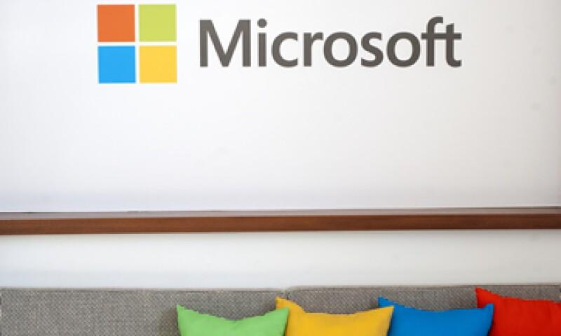 Microsoft planea contratar personas con autismo en su sede de Washington.  (Foto: AFP )