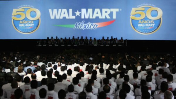 50 años Wal Mart
