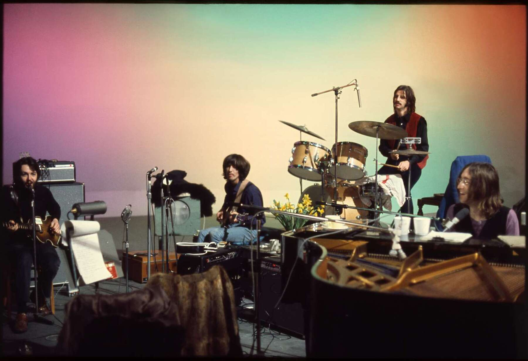Peter Jackson realiza documental sobre The Beatles