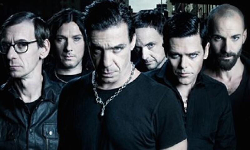 La canción Du Hast de Rammstein registra más de 13 millones de reproducciones en Spotify. (Foto: cortesía Spotify )