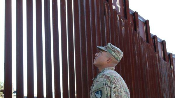 En la frontera norte de México
