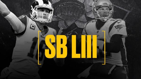 La gloria del SB LIII