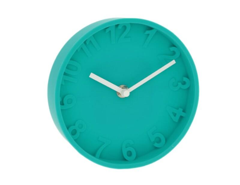 Reloj de pared Gummy, Hengli, $149; liverpool.com.mx