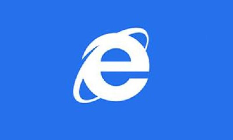 Internet Explorer tiene una participación en el mercado de 18.91%. (Foto: tomada de Facebook/Microsoft )