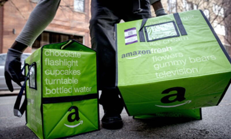 Amazon ya le pisa los talones a Facebook y Johnson & Johnson en valor bursátil. (Foto: Reuters )