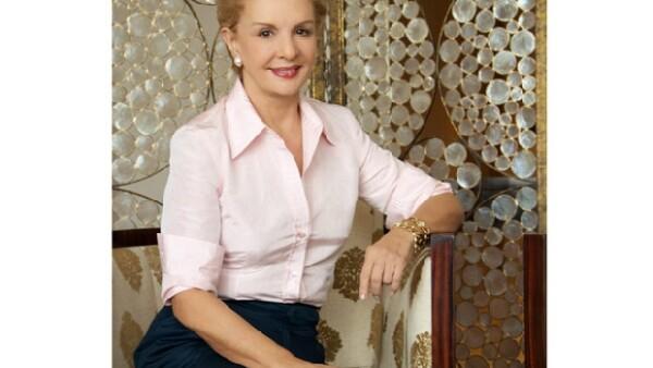 Durante su estancia en México la diseñadora venezolana se hospedó en uno de los hoteles más lujosos de la ciudad de México y fue tratada como realeza.