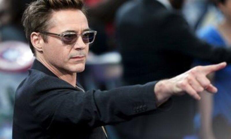 Robert Downey Jr. interpreta a Iron Man en la saga de Los Vengadores. (Foto: Reuters)