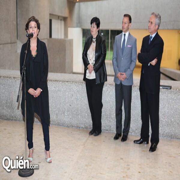 Carmen Cuenca,Magdalena Zavala,David Cohen,Francisco Caballero