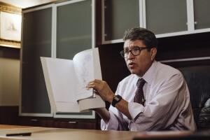 Ricardo Monreal Coordinador