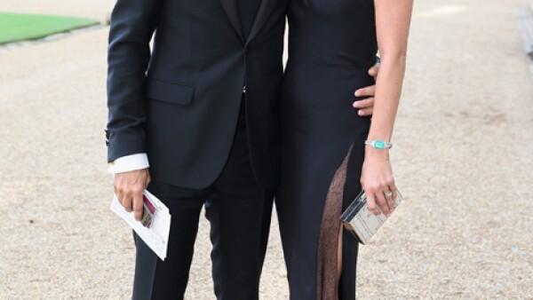 Kate Moss se separó de Pete Doherty para consolarse con otro rockero: Jamie Hince de la banda The Kills.