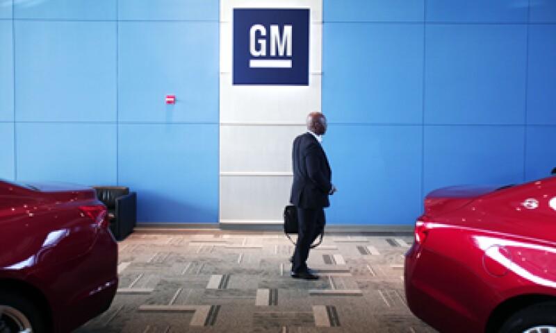 General Motors ha llamado a revisión a 554,000 Cadillacs en Estados Unidos. (Foto: AFP)