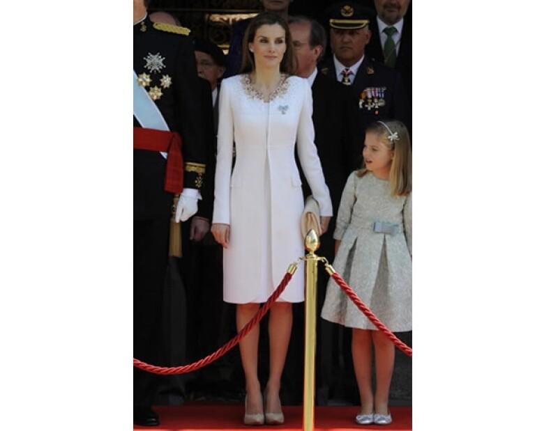 Ximena de Icaza, Directora de Imagen en Equilibrio nos da su opinión acerca de la imagen de Letizia Ortíz, Reina de España.