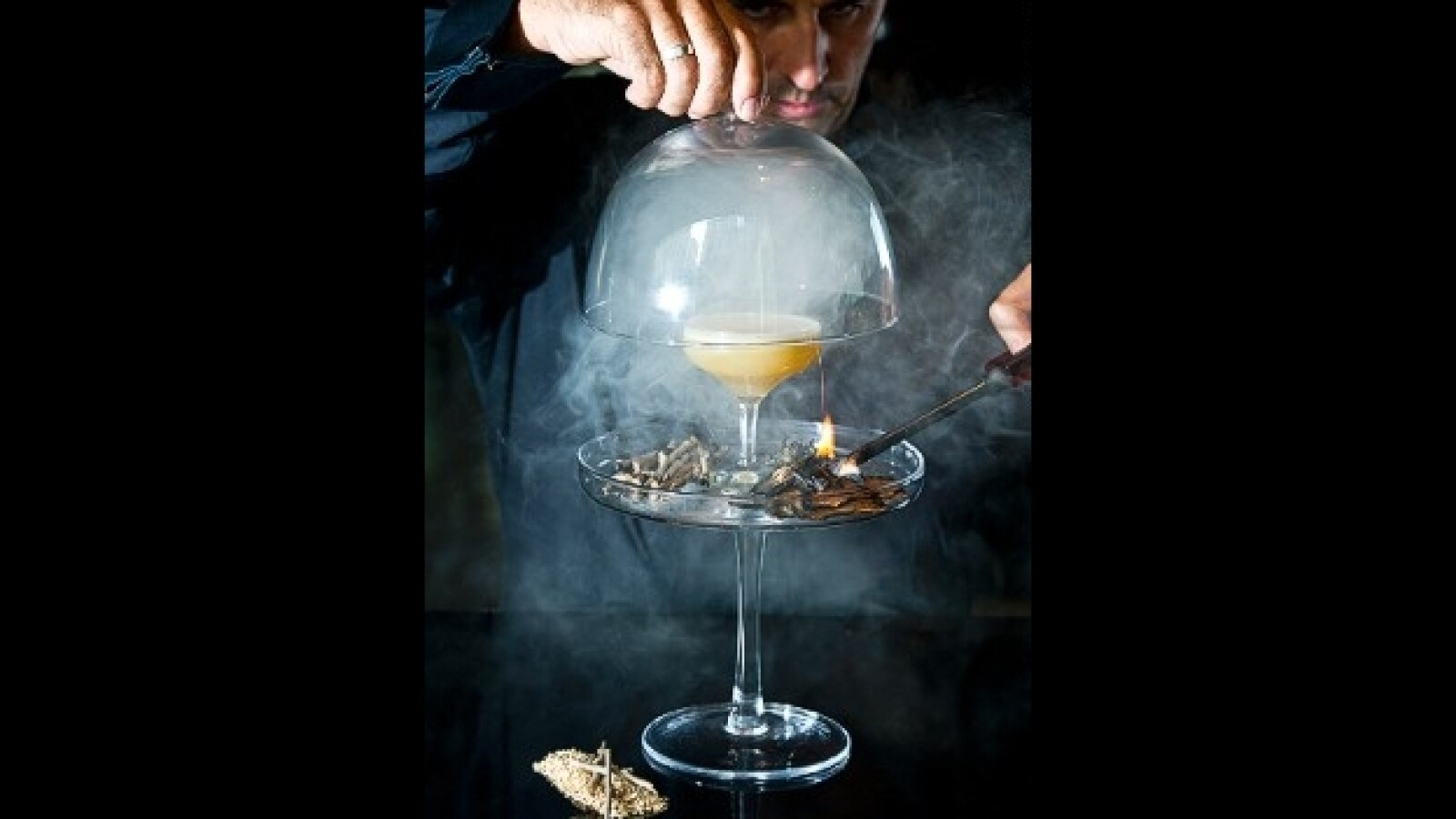 Gunpowder plot cocteles bebidas