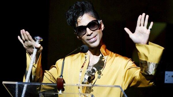 Prince ganó siete premios Grammy y ha estado nominado en 30 ocasiones.