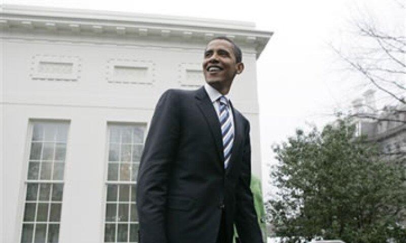 El presidente afirmó que urgirá al Congreso para aprobar leyes para apuntalar la economía. (Foto: AP)