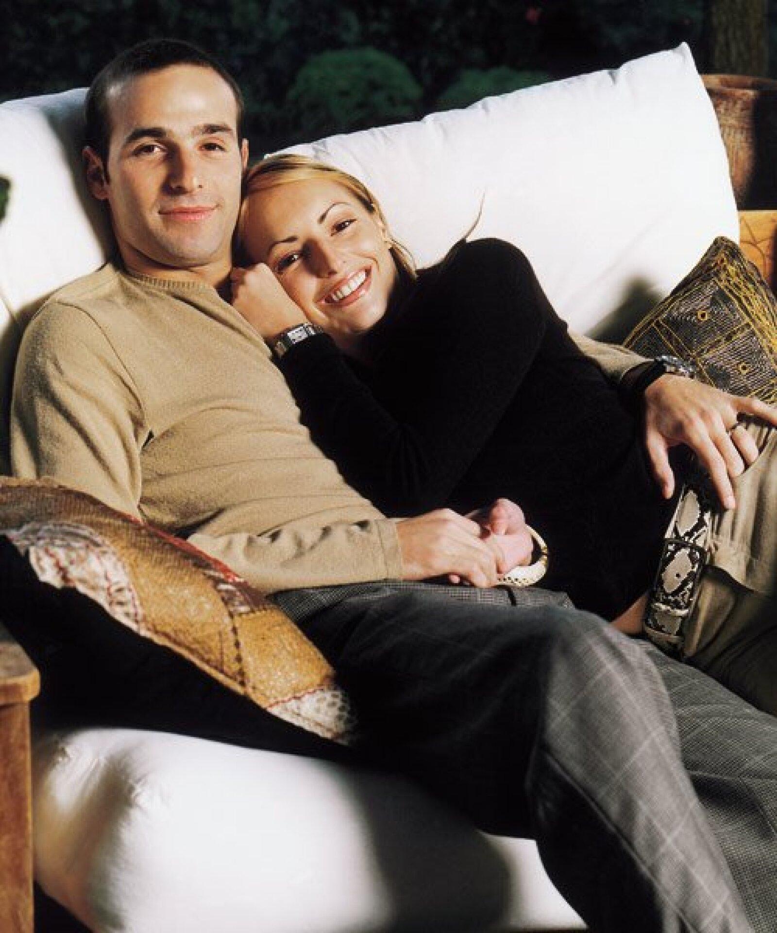 Raquel Santos y David Muñoz se encuentran casados desde el 2000.