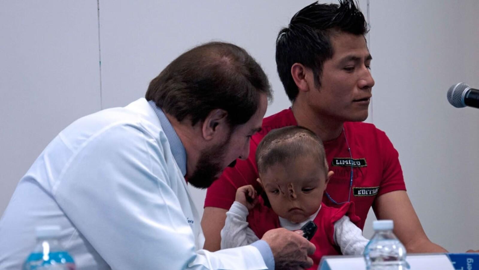Hospital Infantil de México/Cortesía