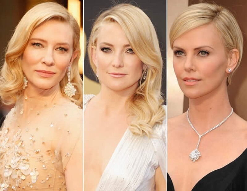 Las actrices de Hollywood optaron por lo natural. El look nude &#39se llevó la estatuilla&#39 durante la entrega 86 de los premios Oscar.
