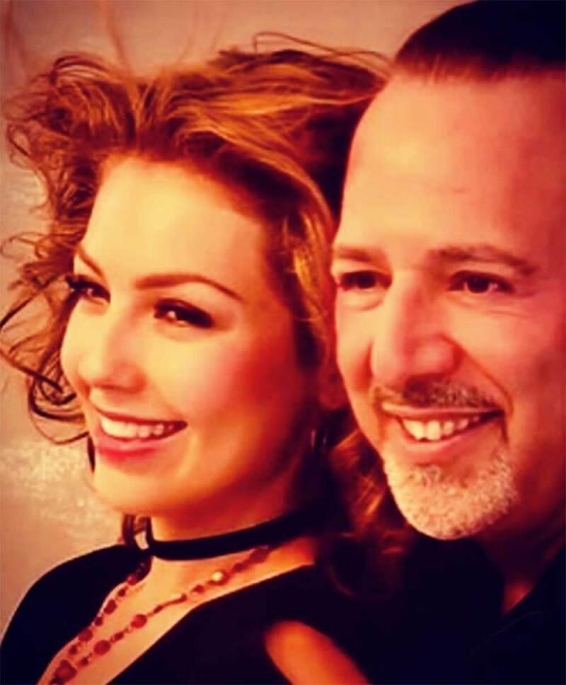 Thalía y Tommy