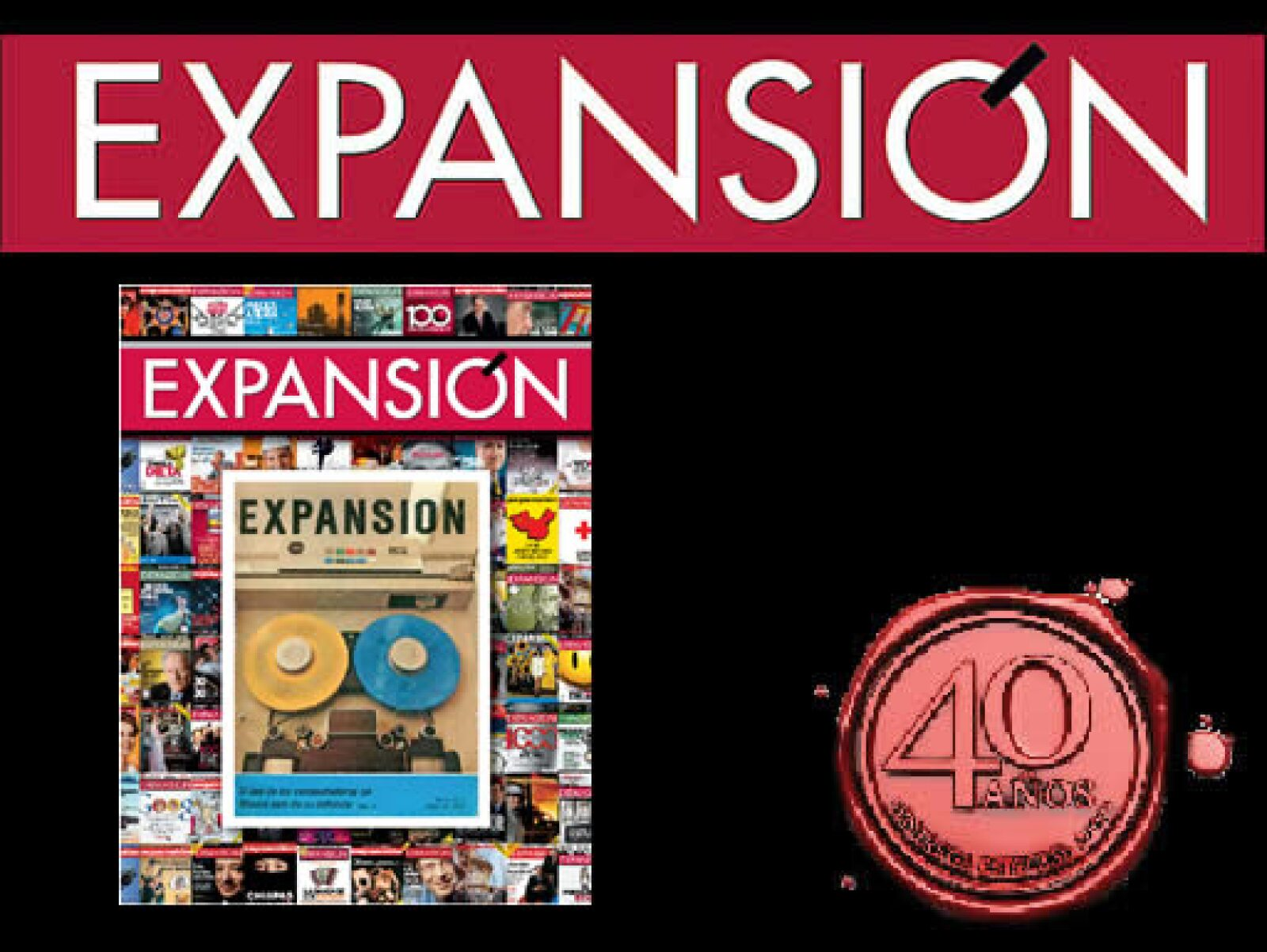 En 1969 el estadounidense Harvey Popell fundó la revista Expansión, cuyo primer ejemplar se publicó el 29 de enero de 1969.