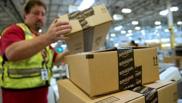 Google se ha metido en el mercado de libros digitales que sólo quiere tener Amazon.(Foto: Getty Images)