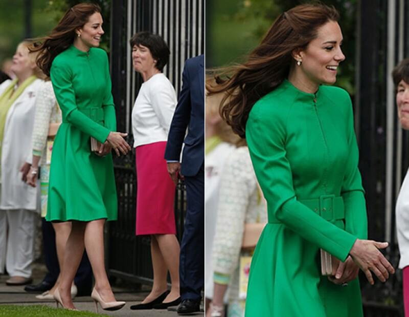 Kate también es admiradora de Catherine y utiliza sus modelos.