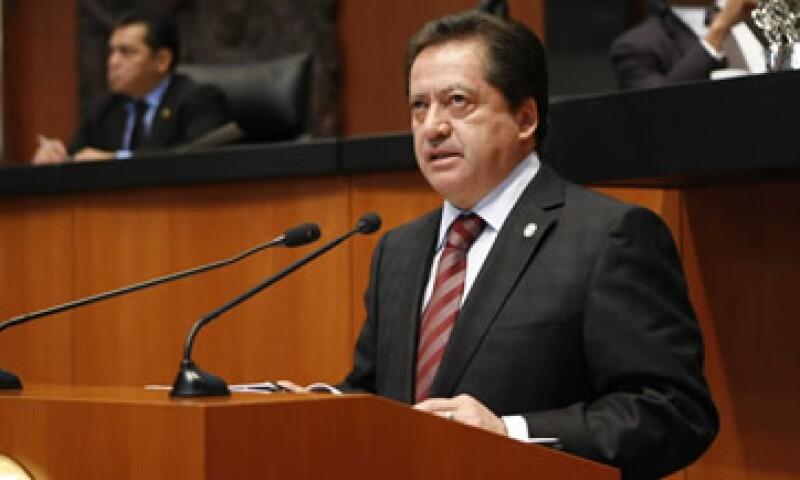 La Ley de Ingresos para 2013 no va a variar mucho, dice el diputado José Isabel Trejo. (Foto: Notimex)