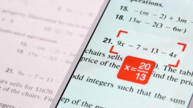 ecuaciones photomath