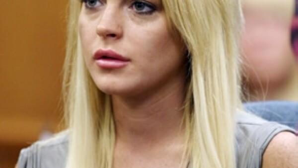 El juez de Los Ángeles ordenó el encarcelamiento inmediato de la actriz, luego de haber fallado la prueba de drogas que le realizaron la semana pasada.