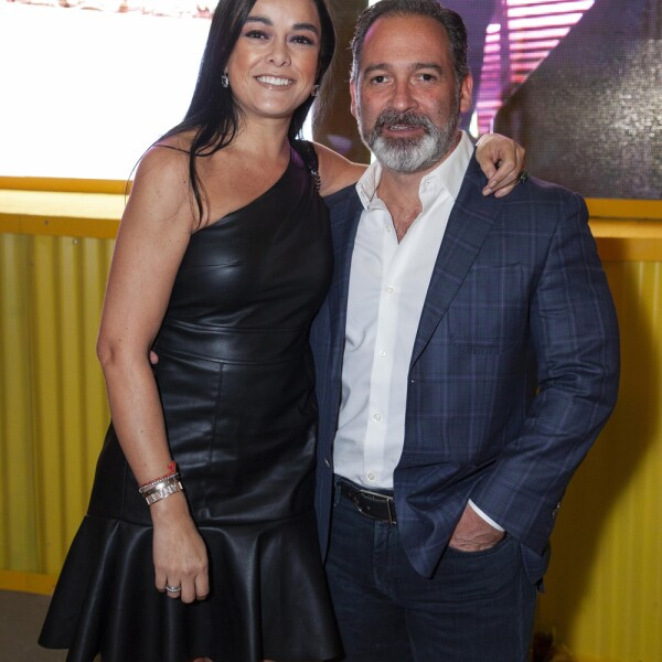 Ana Paula Carrillo, Gerardo Carreon