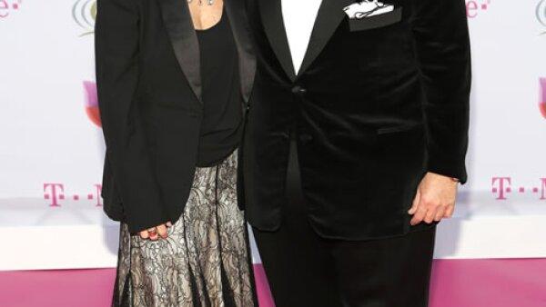 Milly De Molina y Raúl de Molina.
