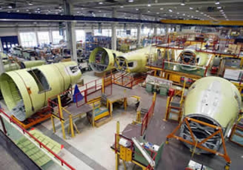 Airbus evalúa a los proveedores de servicios de ingeniería y diseño, que trabajarán en el proyecto. (Foto: AP)