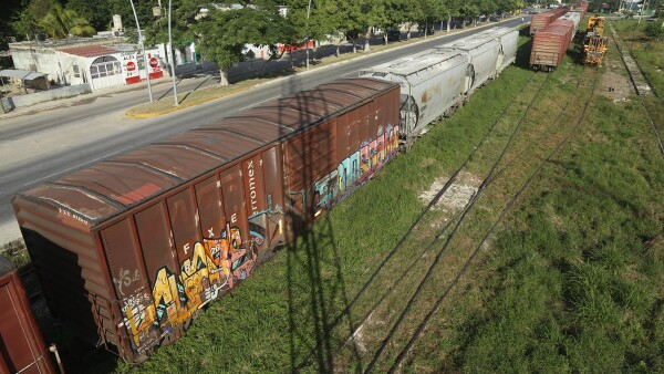 tren maya - campeche