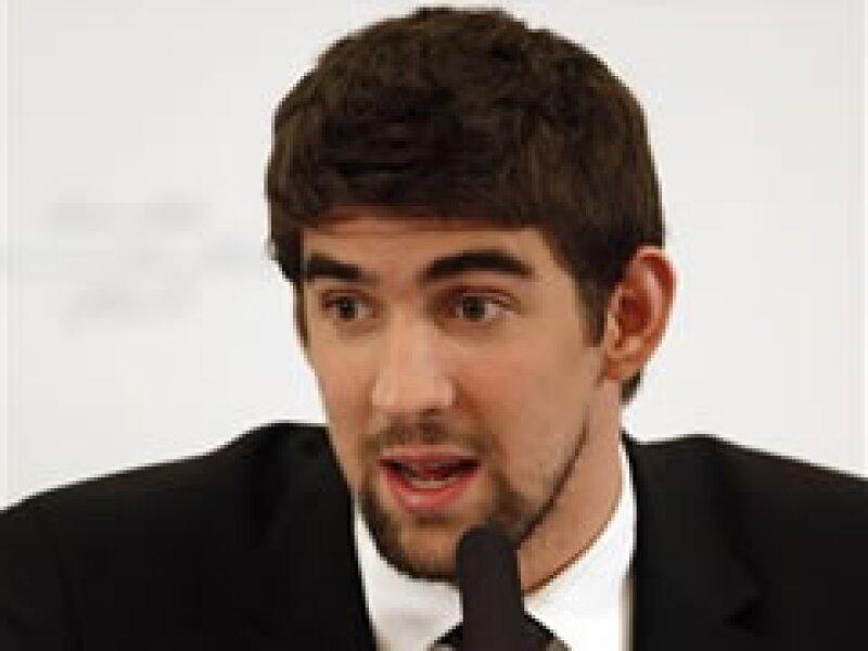 Phelps pidió disculpas por una conducta inapropiada. (Foto: AP)