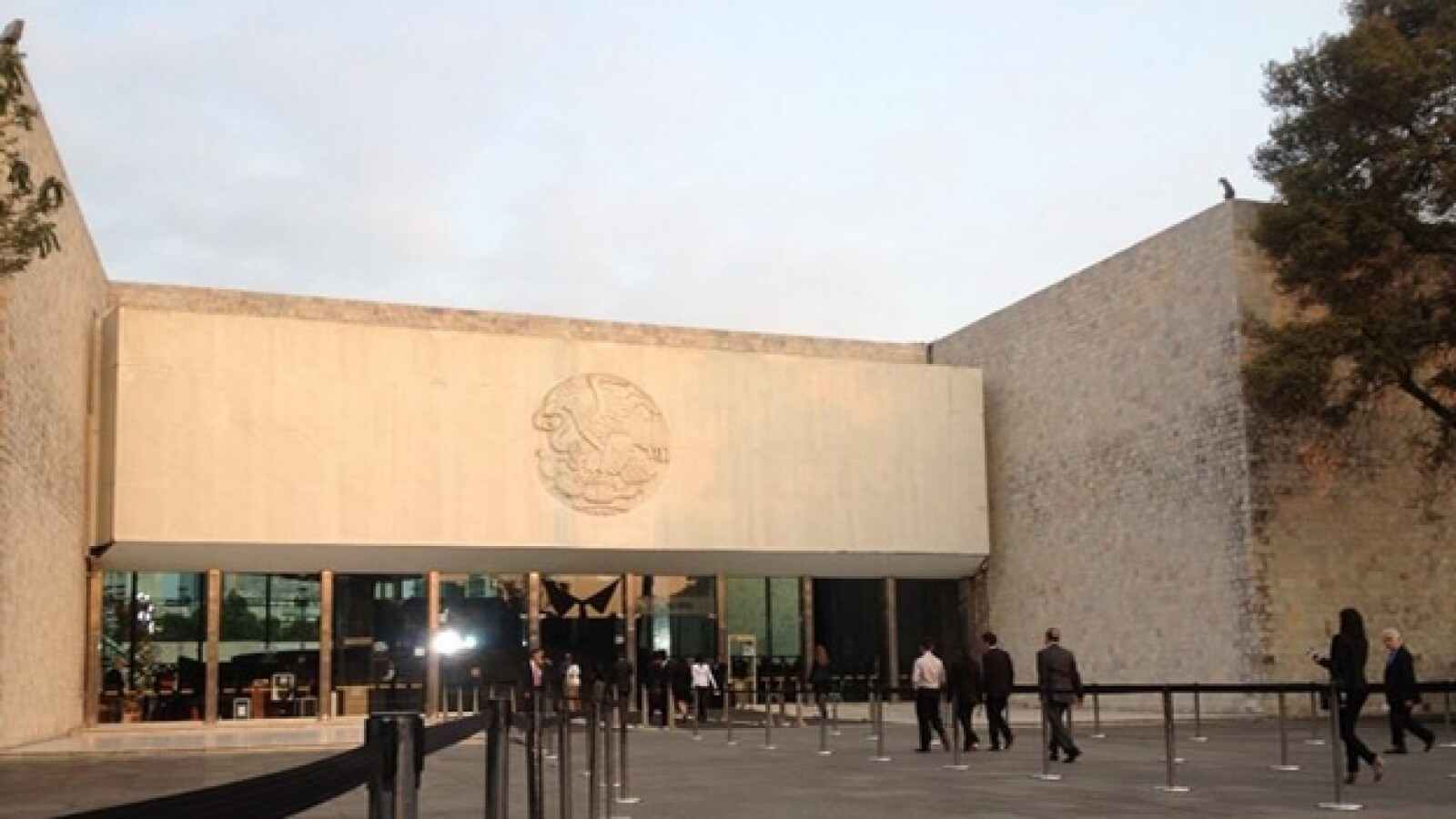 visita de barack obama al museo de antropologia