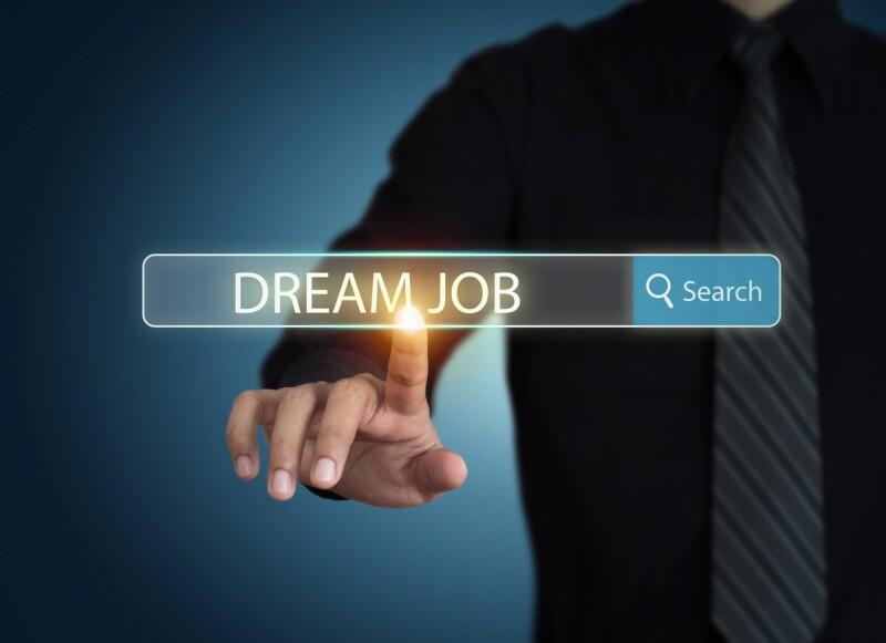 El trabajo de tus sueños