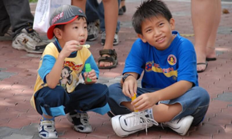 Los padres de Singapur están interesados en invertir en la educación de sus hijos desde que son pequeños. (Foto: Getty Images )