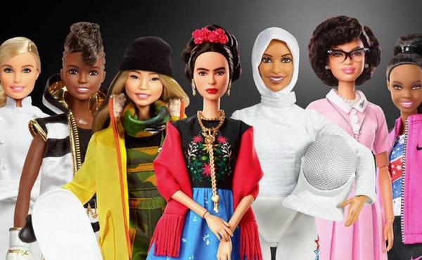 Barbies inspiradas en mujeres