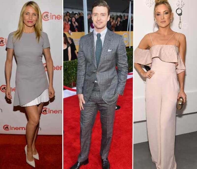 Cameron Diaz y Kate Hudson rompieron su amistad luego de compartir el amor de Justin Timberlake.