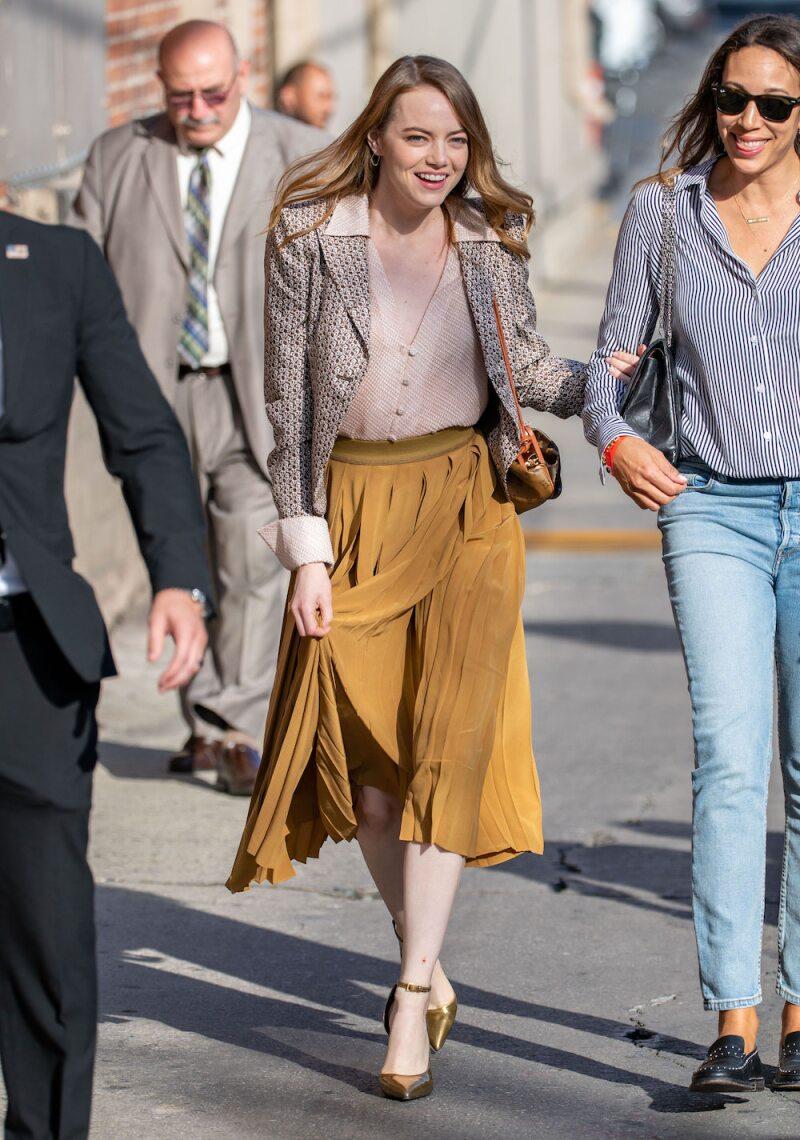 'Jimmy Kimmel Live' TV Show, Los Angeles, USA - 10 Oct 2019