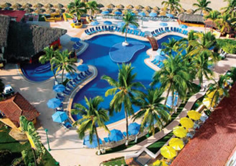 Tanto la gripe AH1N1 como la crisis incidieron para que los hoteles estuvieran en 2009 a 20% de su capacidad. (Foto: Especial)