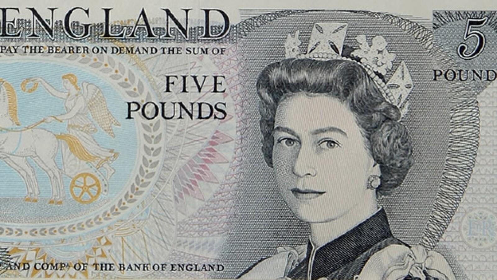 reina isabel billetes